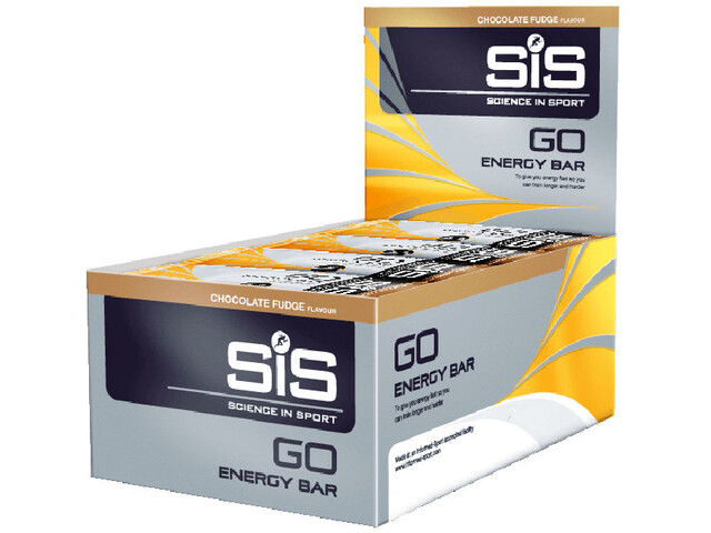 SiS GO Energy Bar Box 30x40g Chocolate Fudge